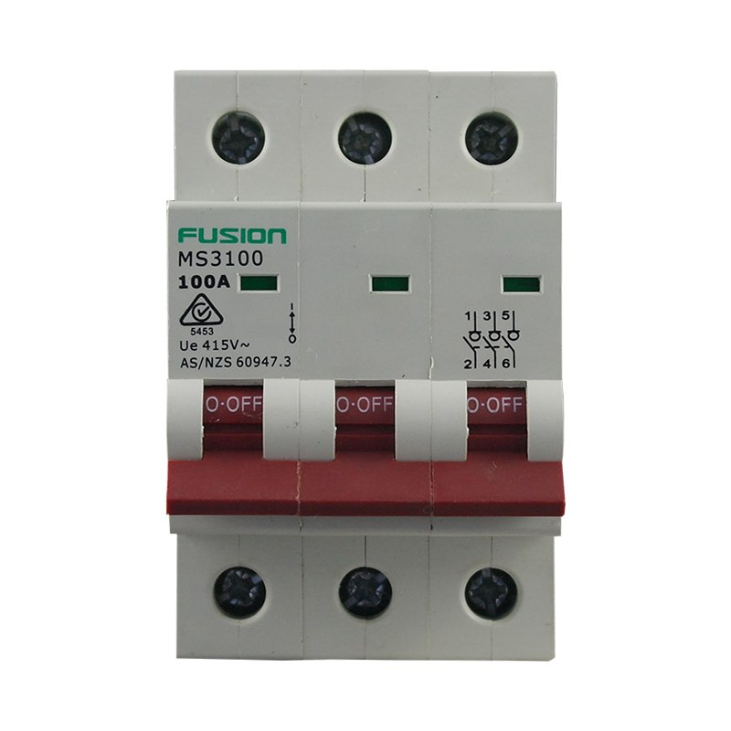 MAIN SWITCH 3 POLE 100A