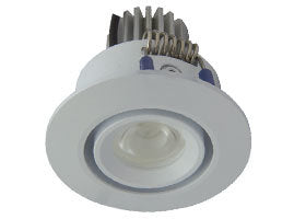 Atom 4.5W LED High Power Adjustable Downlight