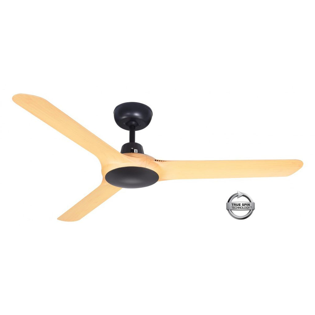 "Ventair Spyda 56"" Ceiling Fan with Anti-Rust Plastic Alloy Blades"