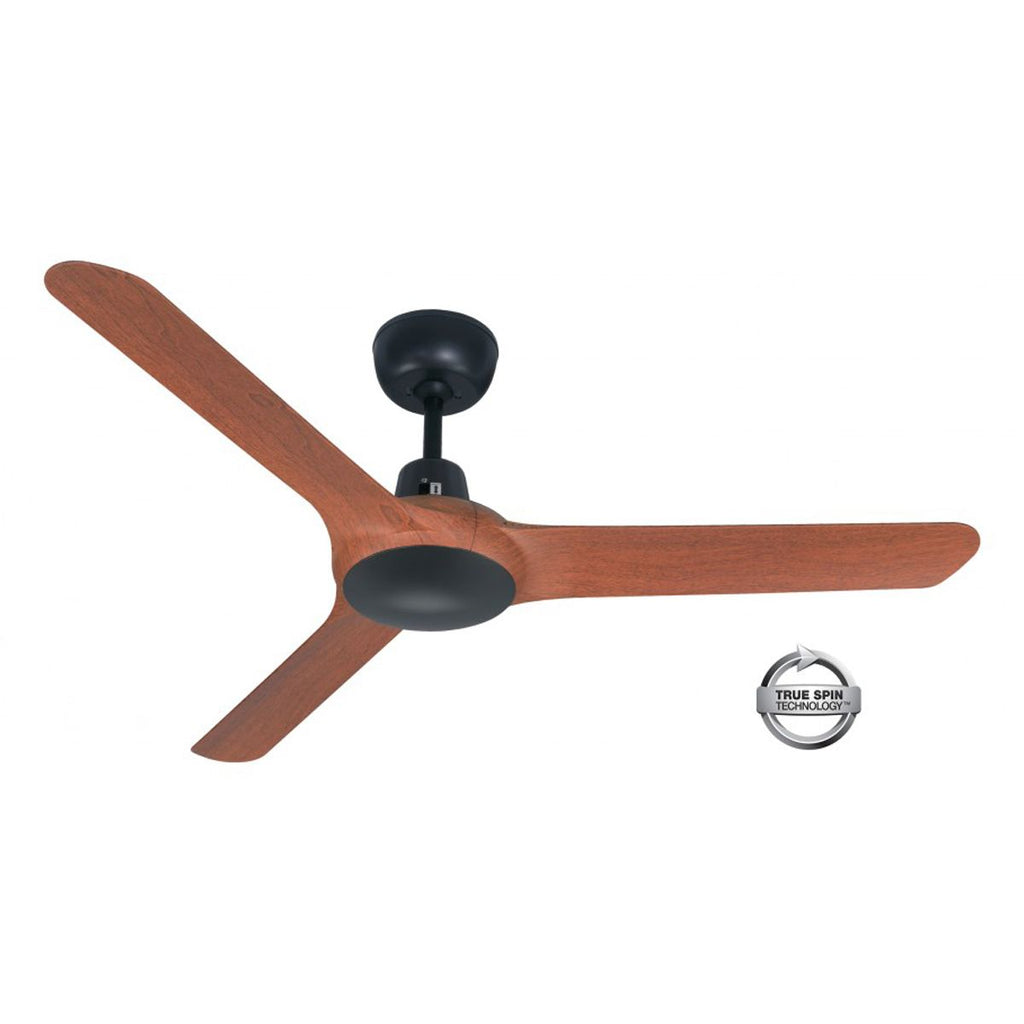 "Ventair Spyda 49"" Ceiling Fan with Anti-Rust Plastic Alloy Blades"