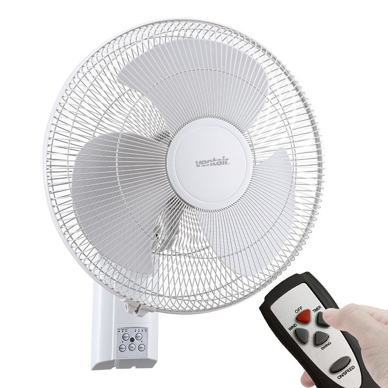 Deka Ventair Zephyr II Wall Fan