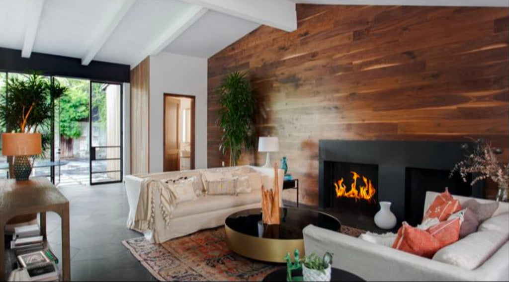 BPR Rugs in Kim Gordon Styled Santa Monica Retreat