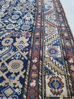 3'8 x 6'5 Antique Persisan Malayer rug