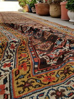 3'7' x 15' Antique Kurdish Runner