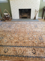 8'10 x 12' antique Persian Malayer / 9x12 vintage rug (#1067)