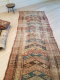 3'6 x 9'5 Antique NW Persian Runner (#740B)