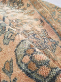 3'9 x 6'3 Antique Persian Malayer / Small 4x6 Vintage Rug (#1242ML)