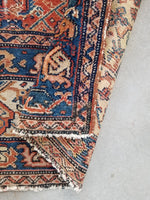 5' x 6'6' Antique Persian Malayer (#1344) at Anthropologie