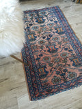 2'6 x 4' Antique Persian Rug (#553)