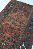 4'3 x 6'4 Antique Persian Malayer rug (#1359) at Anthropologie