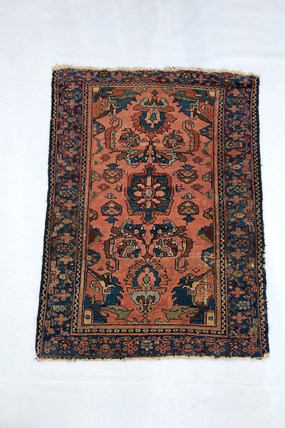 3'4 x 4'6 Antique Persian Malayer (#682) at Anthropologie