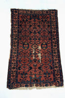 2'6 x 4' Antique Persian Malayer (#1329) at Anthropologie