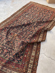 5x10 Antique Persian Ferahan Rug (#1663) / Large Vintage Rug