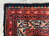 7' x 11'8 Antique Senneh Malayer Rug