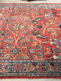 8'4 x 11'6 antique Persian Mahal Rug