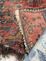 3'5 x 6' Antique Persian Malayer rug (#515)