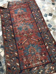 3'2 x 6' Antique Persian Malayer rug