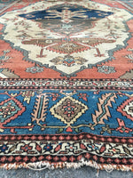 10' x 13'4 antique Persian Bakhshayesh