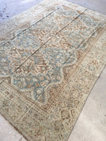 6'3 x 8' Antique Persian Shiraz Rug (#1438) / 6x8 vintage rug