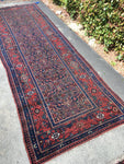 3'2 x 9'7 Antique Persian runner