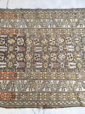 3'8 x 5'3 Antique Caucasian Rug (#763)