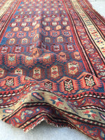 3'10 x 6'10 antique Persian Malayer