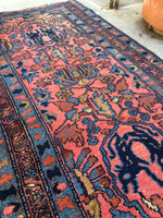 2'5 x 4'10 Antique Persian Malayer Rug