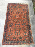 3'3 x 5'8 Antique Persian Malayer (#961)