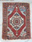 2'1 x 2'9 Antique Persian Malayer Rug (#1487) / 2x3 vintage rug