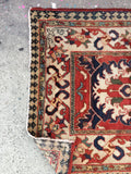 3'7 x 14'7 antique Turkish runner