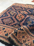 2'8 x 4'4 Antique Baluch Rug (#794)