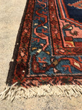 2'10 x 4'8 antique Kurdish Rug