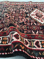 3'6 x 13'2 Persian Mahal Runner / 13 foot Persian runner (#805)