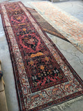 3'4 x 15'8 Antique Bakhtiari Runner (#823)