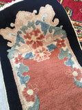 1'2 x 3'1 antique Chinese Rug (#1012)