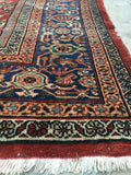 14' x 17' Oversized 1920's Hand Knotted Rug