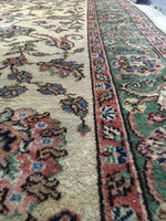 "7'9"" x 10'6"" Antique Turkish Rug"