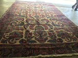 12x20 Antique Kerman Rug