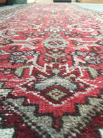 "2'9"" x 10'7"" Antique Vintage Runner"