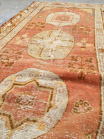 "4'3"" x 8'6"" Antique Khotan Rug"