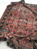 "4'6"" x 6'5"" Bibikabad Rug / Small Antique Rug"