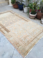 4 x 7.5 Antique Khotan Rug
