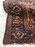 "3'3"" x 6'6"" Jewel Antique Malayer / Small Malayer / Small 3x6 Rug"