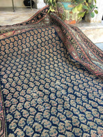 "4'1"" x 6'2"" Antique Malayer"