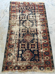 3'7 x 6'8 Antique Shirvan Caucasian rug (#1397) at Anthropologie