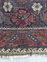 "3' x 4'8"" Antique Baluch Rug"