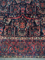 11x14 Antique Persian Ferahan Sarouk (#1381)