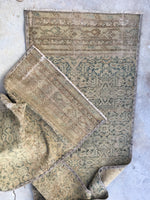 Pair of Antique Persian Mahal Runners (#1433ML)