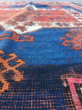 4x6 Antique Kazak Rug