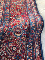 8'4 x 11'5 Antique Persian Mashhad rug (#1315)
